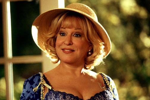 Bette Midler, atriz