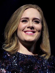 Adele, cantora