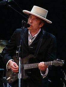 Bob Dylan, cantor e pintor