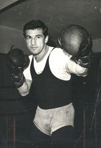Éder Jofre,campeão mundial de boxe