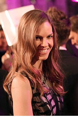 Hilary Swank, atriz