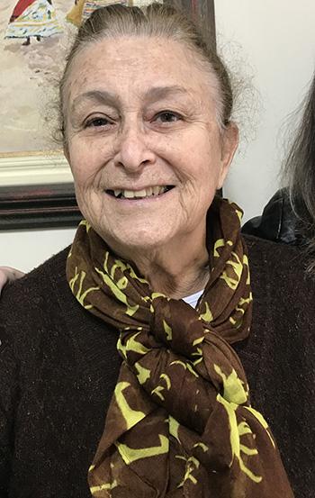 Maria da Glória Lacerda Tatit (FOTO)