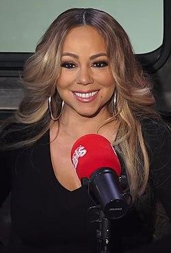 Mariah Carey, cantora