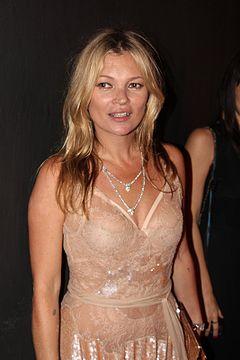 Kate Moss, modelo