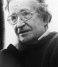Noam Chomsky, linguista e filósofo