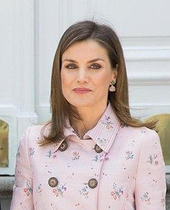 Rainha Letizia, da Espanha