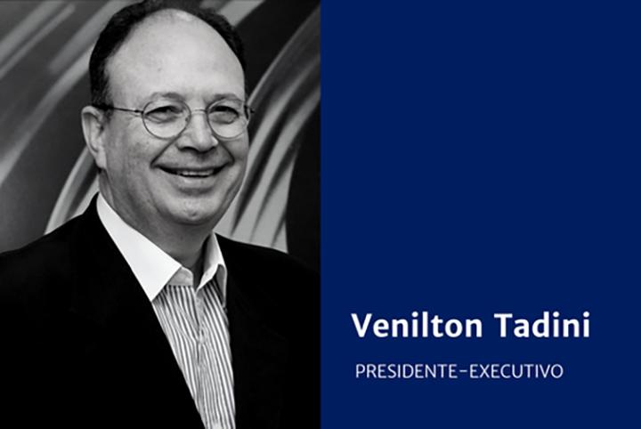 Venilton Tadini, presidente da ABDIB, diz que empresas mudam e reagem com ética contra corrupcao