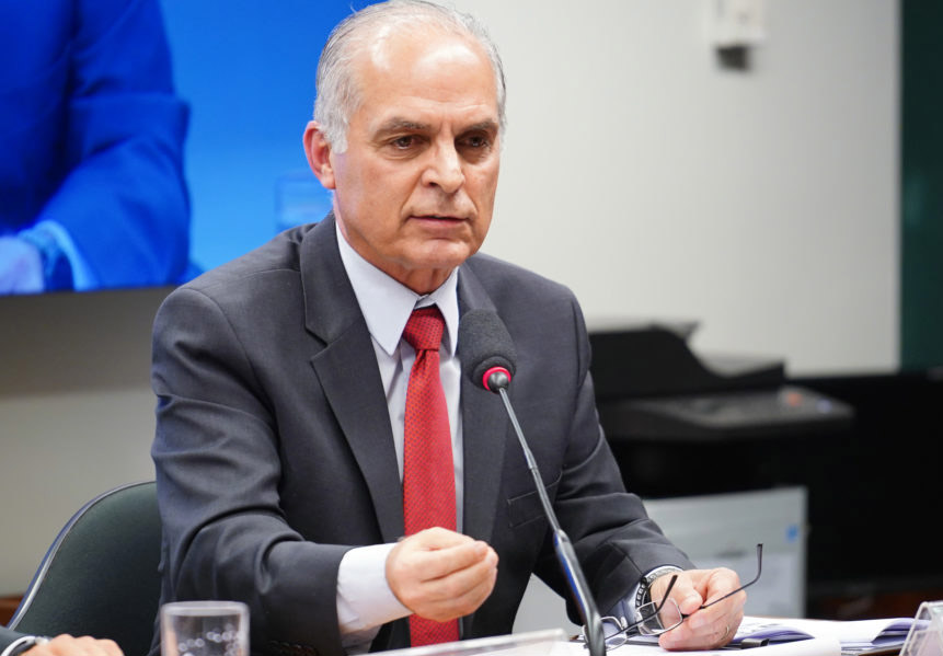 Almirante Rodolfo Henrique de Saboia assumira a ANP em dezembro, se aprovado no plenario do Senado