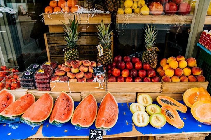 Alimentos naturais no lugar dos industrializados e favorecem a saude. Foto Pexels, Daria Shevtsova