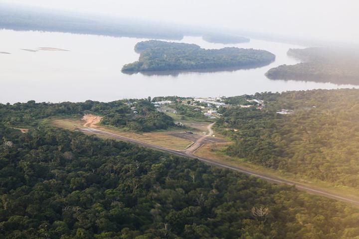 ONU e Brasil atuam para combater plantio e trafico de drogas na Amazonia. Foto AgBr,Valter Campanato