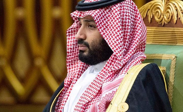 Príncipe herdeiro Mohammed bin Salman, anuncia cidade sem carros. Foto Saudi Royal Court, Reuters