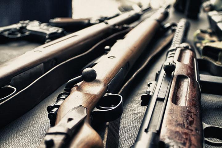 Compra de armas ficou desburocratizada no Brasil, porem mais rigorosa para o comprador. Foto Ag