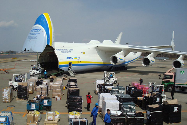 Avioes como Antonov de 600 toneladas, que usa o aeroporto de Viracopos, nao serao prejudicados