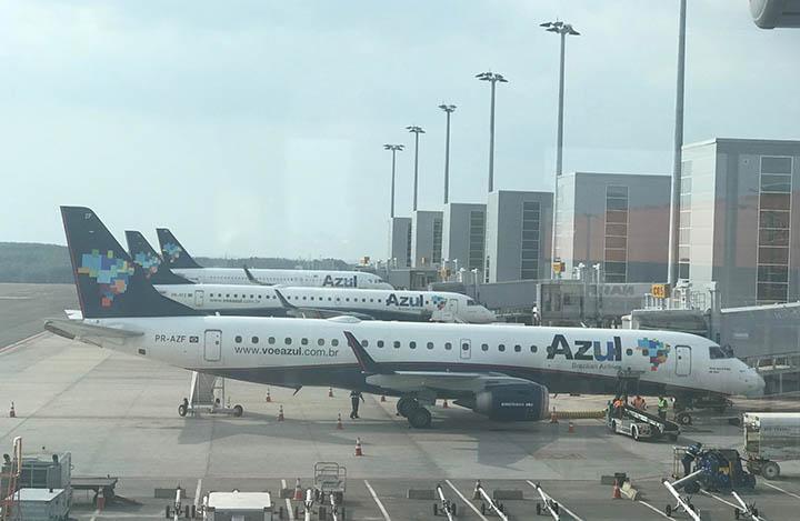 Quase 92% de aumento, o querosene de aviacao afeta a retomada do movimento de passageiros e cargas