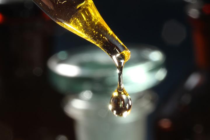 Laboratorio do Brasil está credenciado para atestar qualidade do azeite. Foto EMBRAPA,Paulo Lanzetta