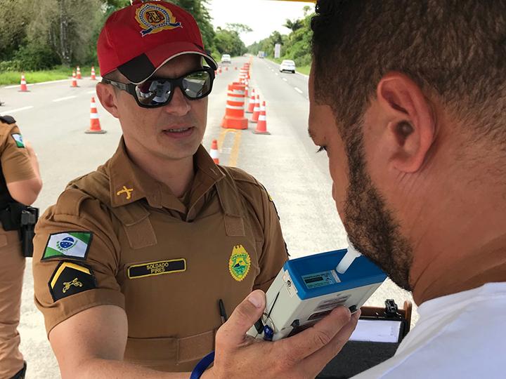 Bafometro passa ter uso restrito em todo Brasil. Nos estados as policias devem seguir mesma pratica