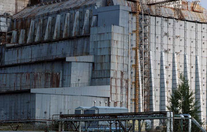 Explosão de Chernobyl, na Ucrania, causou 20 mil casos de cancer de tireoide. FOTO AIEA