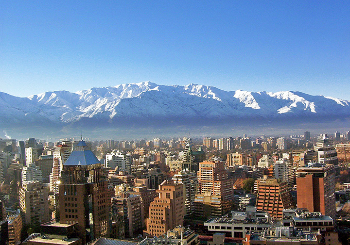 Não havera mais reuniao sobre o clima em Santiago do Chile, por causa da situação difícil