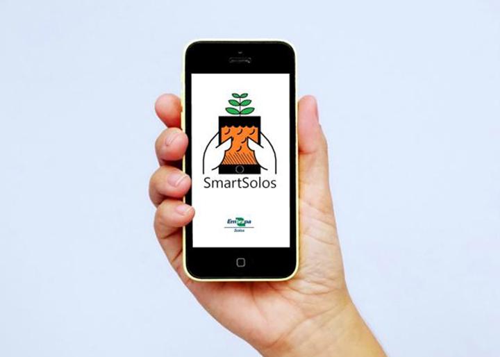 SmartSolos a tecnologia da EMBRAPA que classifica solo em tempo real. Foto EMBRAPA