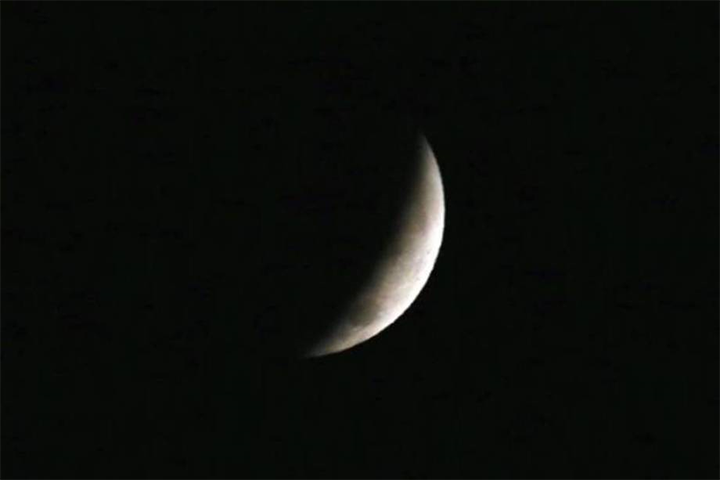 Mais longo eclipse total da Lua sera visto na maior parte da Terra, menos no Brasil. FOTO Exame
