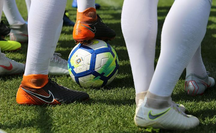 Vetada lei que suspendia pagamento de dividas dos Clubes de futebol. Foto CBF, Fernanda Torres