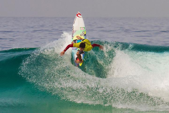Gabriel Medina, bicampeao mundial de surf. FOTO Fernando Frazao