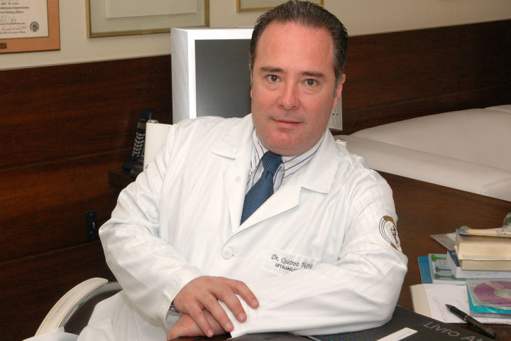 Com o tempo de estiagem agrava-se o mal do olho seco, mas o médico Queiroz Neto mostra como prevenir