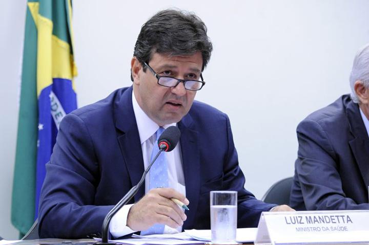 Sem apego ao cargo, ministro da Saude Luiz Henrique Mandetta reforca fala de Bolsonaro e ve melhoras