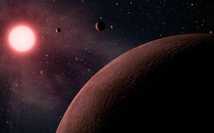 NASA indica que há 10 planetas como a Terra fora do sistema solar. FOTO NASA, JPL-Caltech
