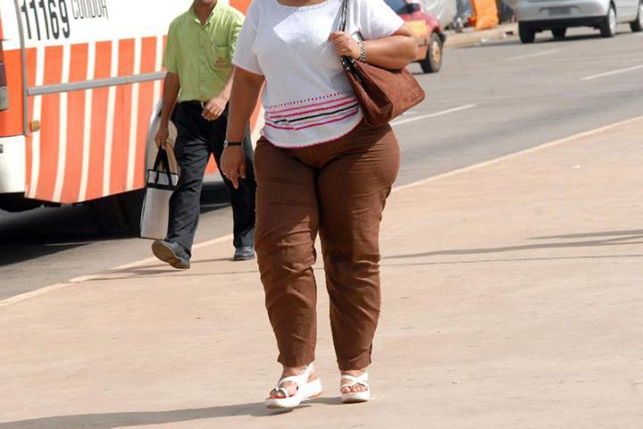 Isolamento obrigatorio para prevenir infeccao, causa epidemia de obesidade. Foto AgBr, Wilson Dias.
