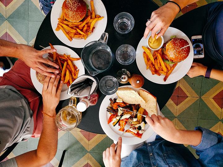 Ma alimentacao esta causando 3,6 milhoes de obesos por ano nas Americas. FOTO Max Pixel