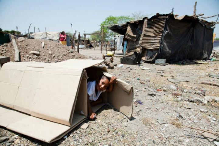 Fome está associada à pobreza que aumenta na América Latina. Governos se reunem e querem soluções.
