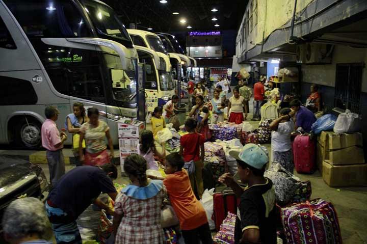 Em Boa Vista, Brasil recebe parte dos 4 milhoes de refugiados da Venezuela.  FOTO Opiniao e Noticia