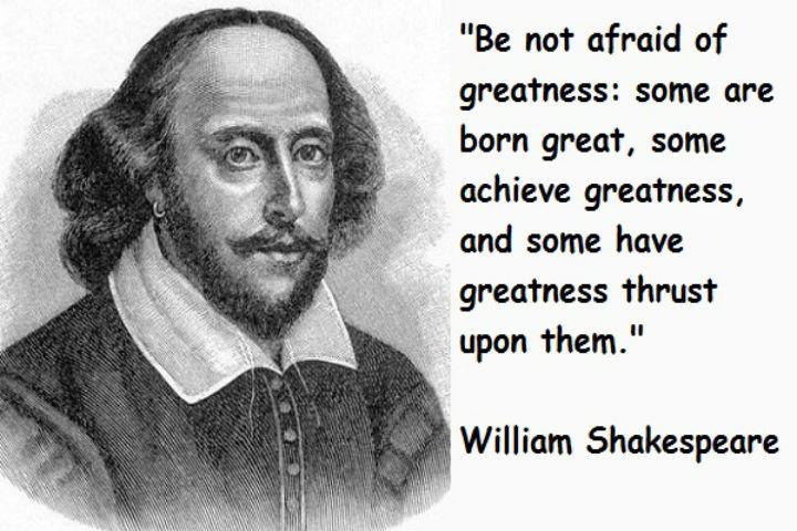 Todo Reino Unido e mais de 100 países preparam eventos para falar de William Shakspeare, dramaturgo