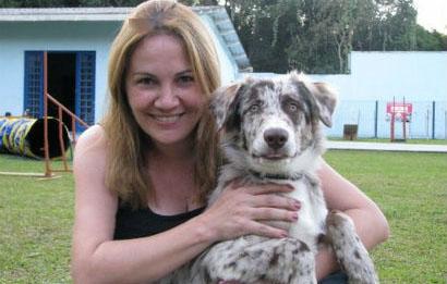Não imagino minha vida sem os cães: Marisa
