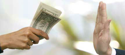 Corrupção exige união da sociedade civil para o combate