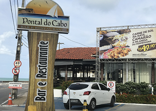 Restaurante Pontal do Cabo
